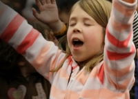 Report on the Global Prayer and Praise for Youth and Children, April 13-14