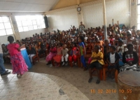 Children in Prayer Developing in the Democratic Republic of Congo!